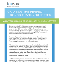 Thank You Letter Preview